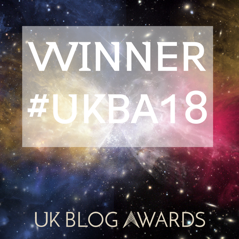 UK blog winners